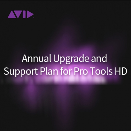 [예약판매] Annual Upgrade and Support Plan Renewal for Pro Tools | HD [갱신용]