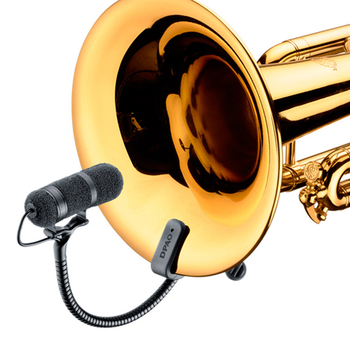 d:vote™ 4099 Clip Microphone for Brass
