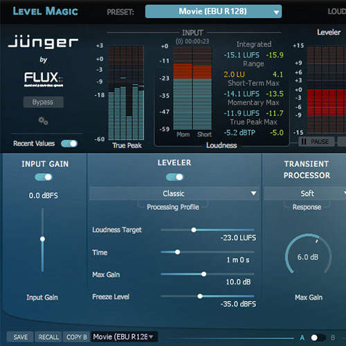 Jünger Audio Level Magic 5.1
