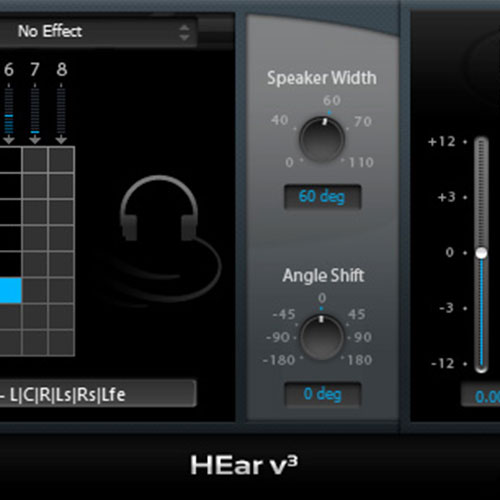 [FLUX::] Ircam HEar v3