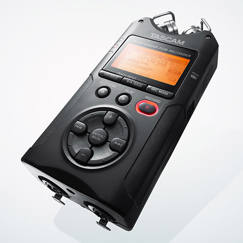 [TASCAM] DR-40 Version2