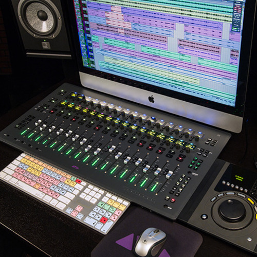 [AVID] Pro Tools | S3 Control Surface