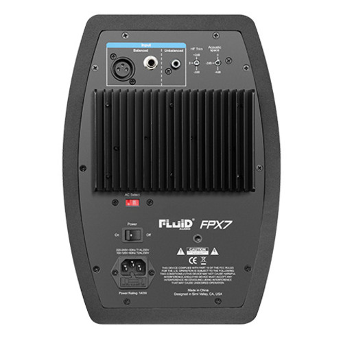 [Fluid Audio] FPX7 1조 (Fader Pro Series)