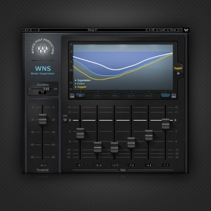 [Waves] WNS Noise Suppressor / 전자배송