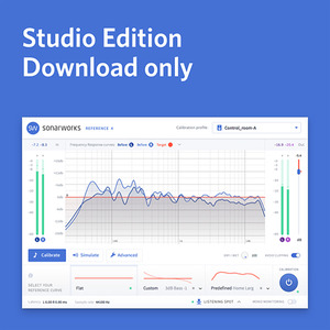 [Sonarworks] Reference 4 Studio Edition (Download)