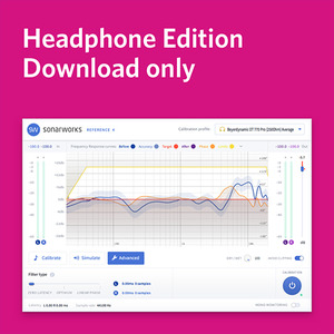 [Sonarworks] Reference 4 Headphone  Edition (Download)