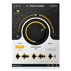 [Accusonus] ERA Voice Leveler / 전자배송