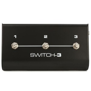 [TC] 3 Switch Pedal