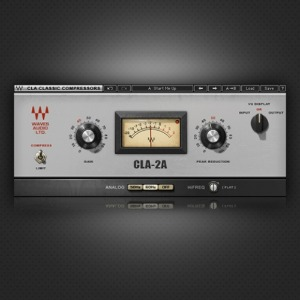 [Waves] CLA-2A Compressor / Limiter / 전자배송