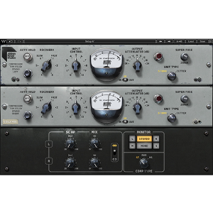 [Waves] Abbey Road RS124 Compressor / 전자배송