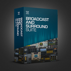 [Waves] Broadcast and Surround Suite / 전자배송
