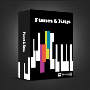 [Waves]  Pianos & Keys / 전자배송